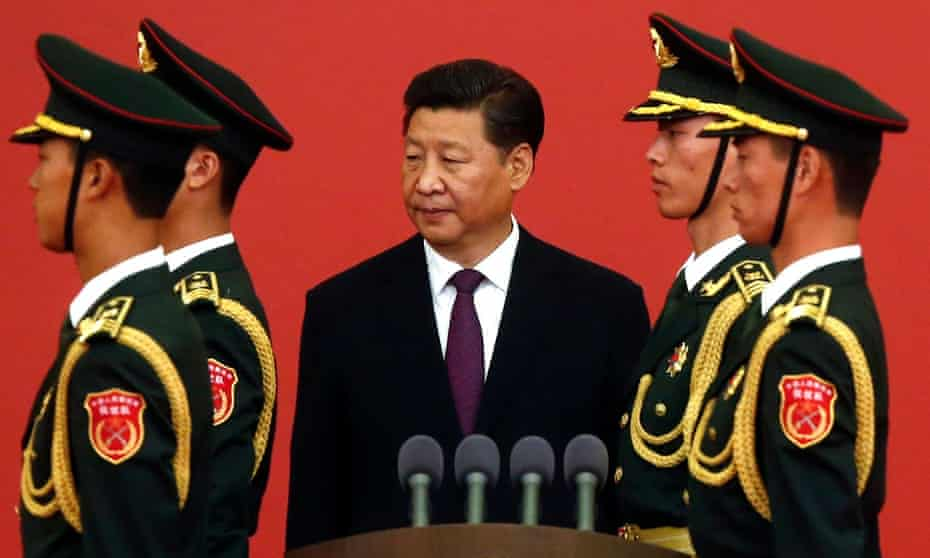 Many academics feel there is no longer a place for them in president Xi Jinping's increasingly repressive China.