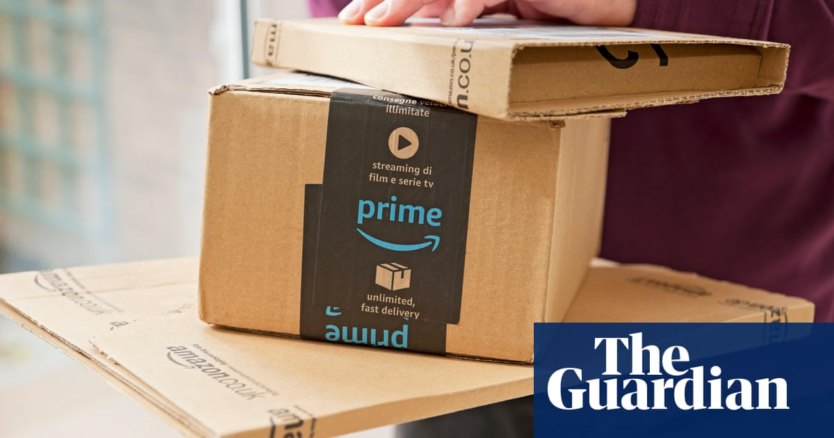 Amazon sellers target UK with unsolicited parcels to boost sales