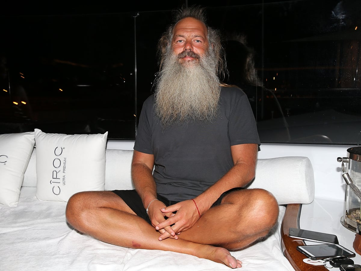Bass is strong with this one: Rick Rubin produces official Star Wars EDM  album   Rick Rubin   The Guardian