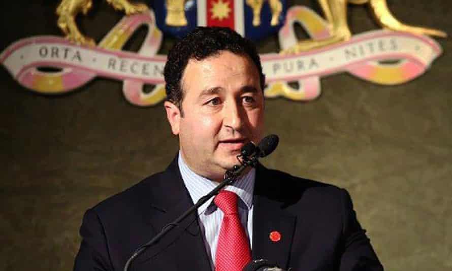 Shaoquett Moselmane