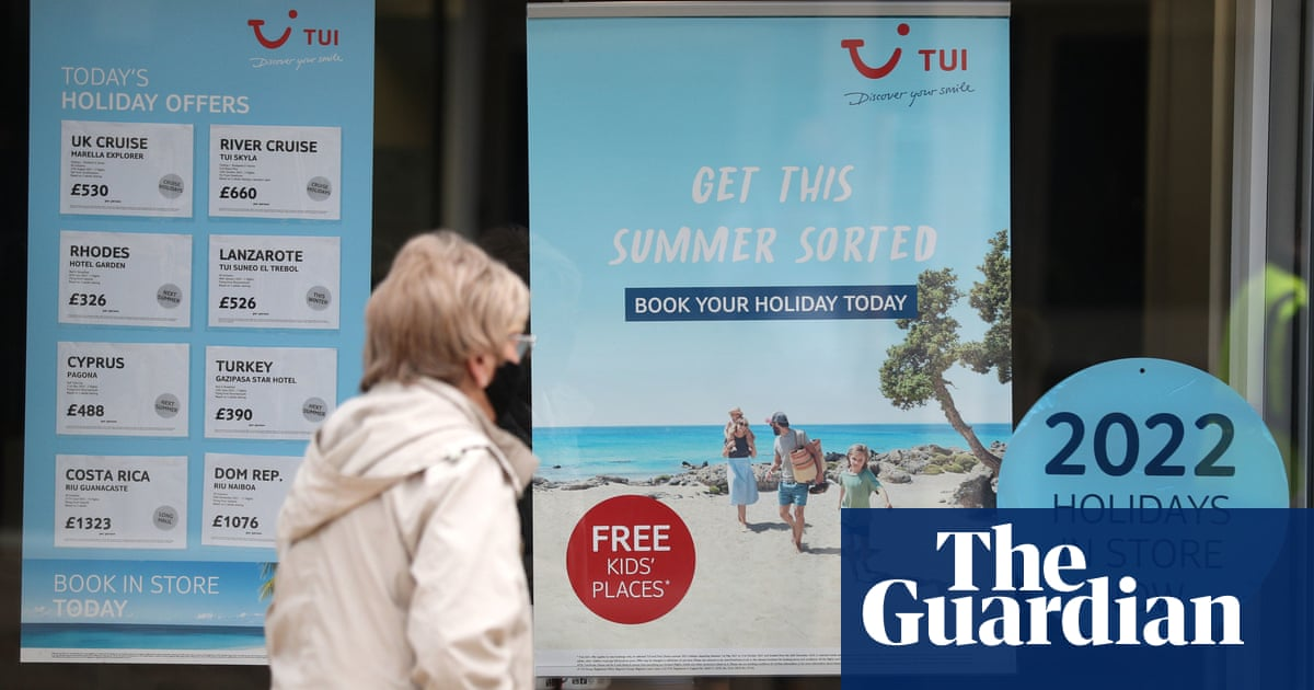 UK package holiday operators warned over consumer refund rights