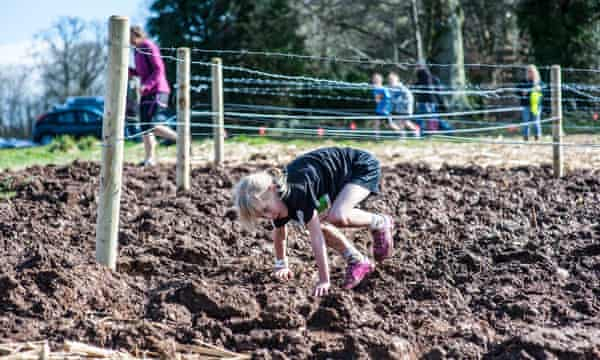 Enough mud for you? Rock Solid Race Stars