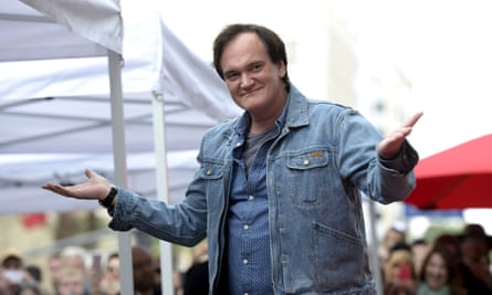 A shot of adrenaline into the heart of an ailing franchise? … Quentin Tarantino