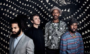 Sons of Kemet … 'I don't care if we're called 'token' if we sell more records.