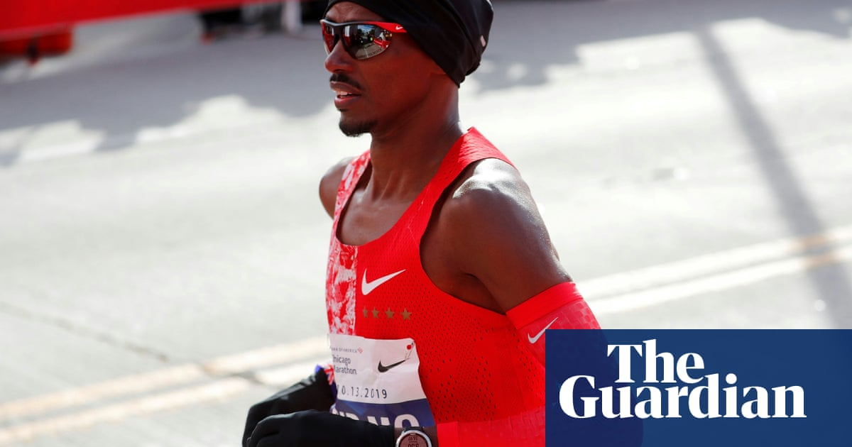 Mo Farah 'happy' for Wada to retest samples in Nike investigation