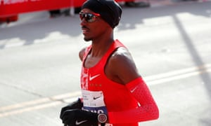 Mo Farah insists he is more than happy for the authorities to retest his old samples