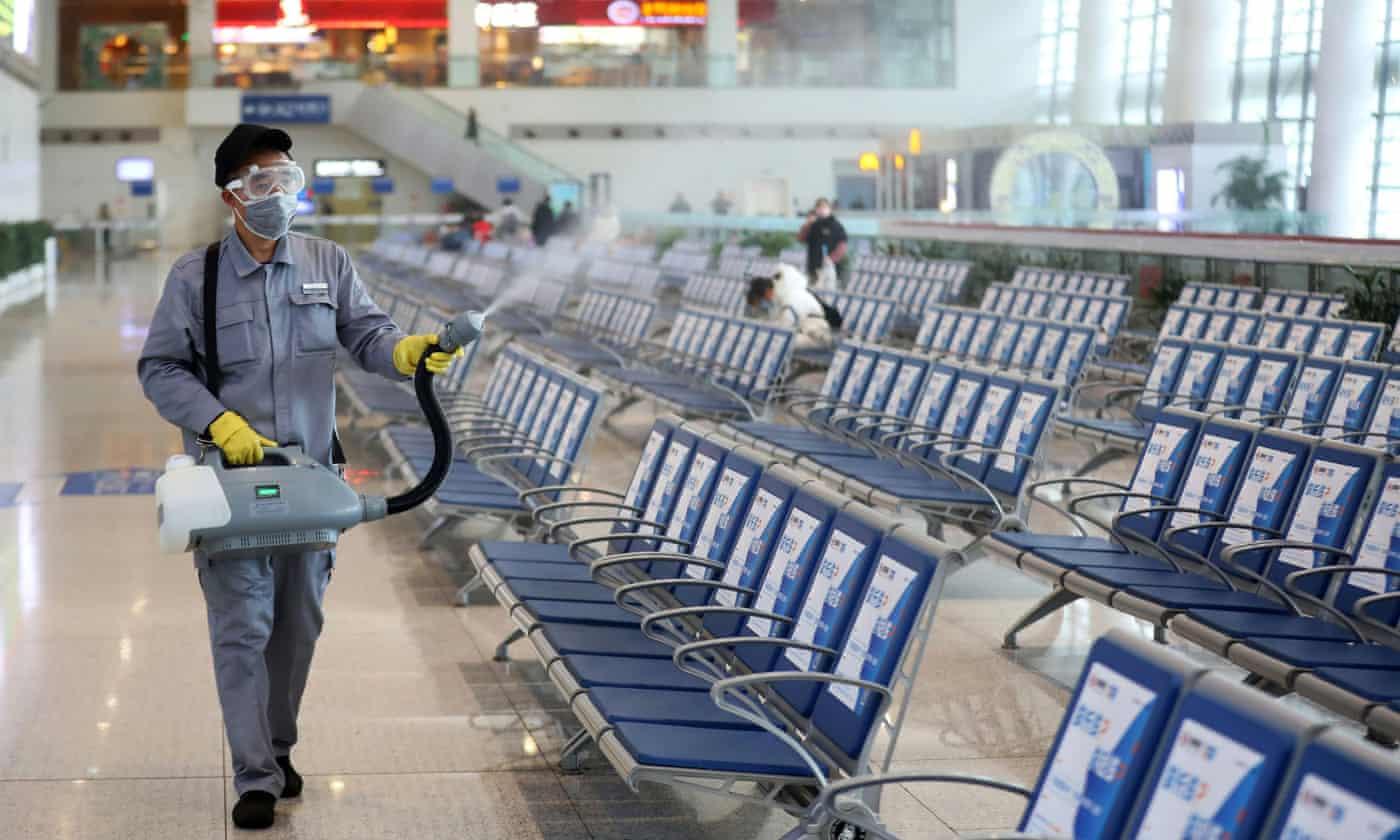 Coronavirus: China premier Li Keqiang visits Wuhan as death toll hits 81 – live updates