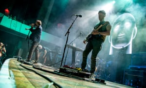 Wild Beasts perform at Simple Things Festival