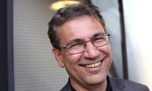Orhan Pamuk: 'His Istanbul remains haunted by its eternal past.'
