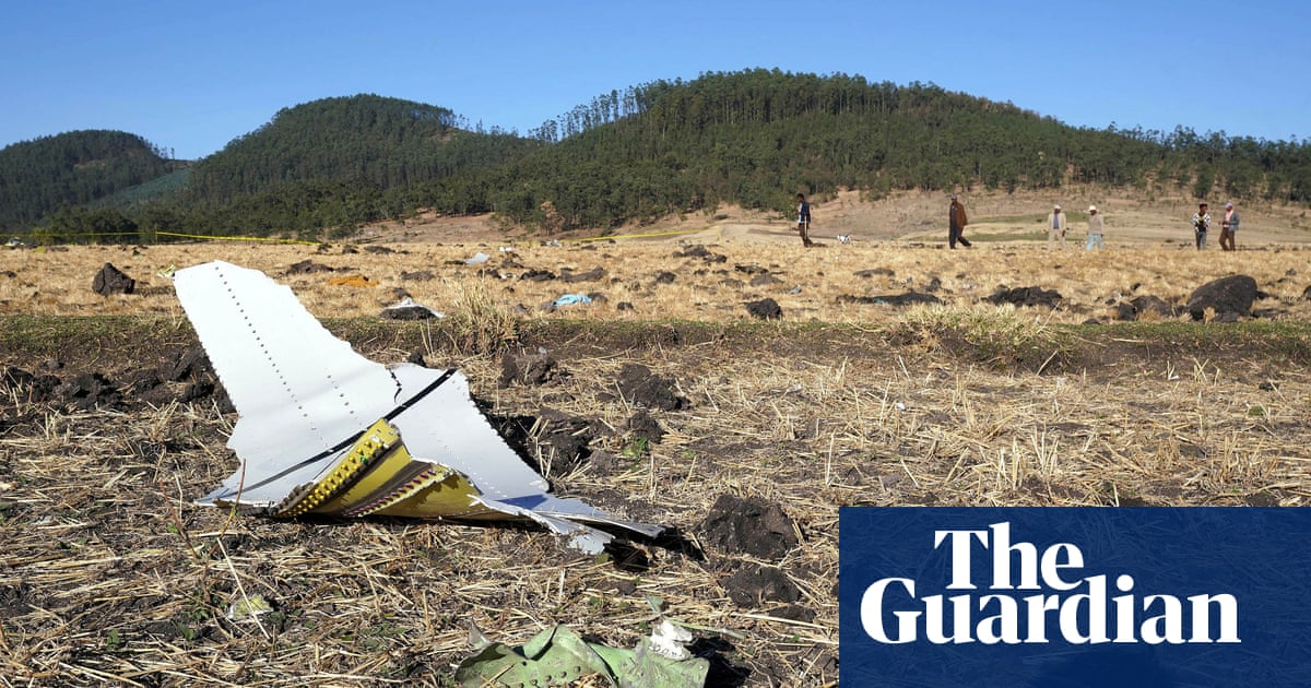 Ethiopian Airlines crash – a visual guide to what we know so far