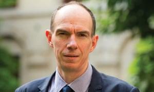 Bank of England deputy governor Sir David Ramsden.