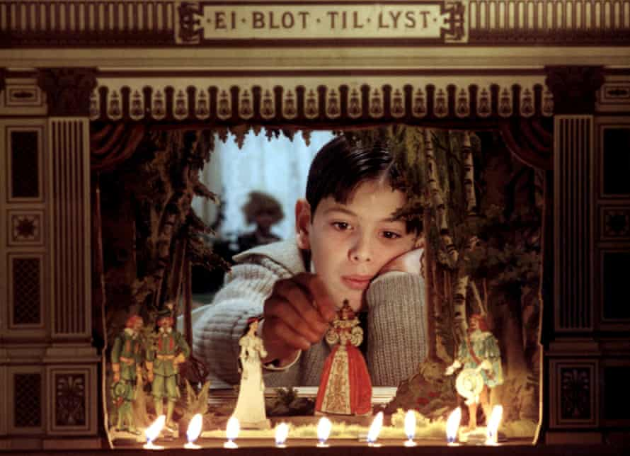 Bertil Guve as Alexander in Fanny and Alexander.