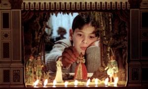 Boyhood imagination … Bertil Guve as Alexander in Fanny and Alexander.