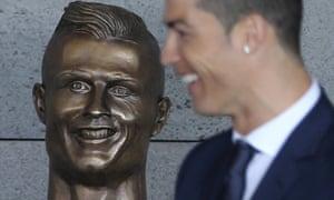 Ronaldo and, er, Ronaldo ...
