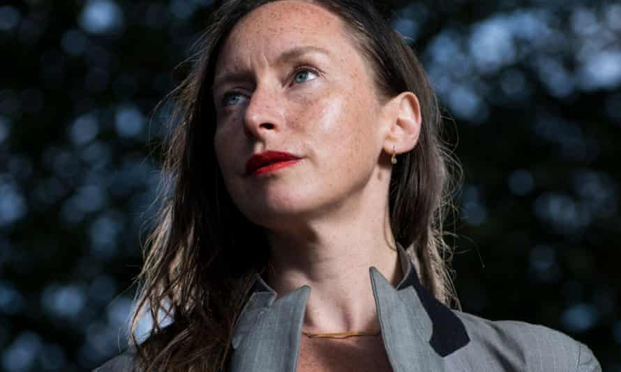 Revelling in absurdity … Joanna Walsh.