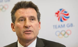 Lord Coe is standing in the IAAF presidential election on 19 August.