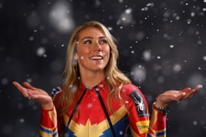 Will Mikaela Shiffrin dominate the women's alpine events in Pyeongchang?