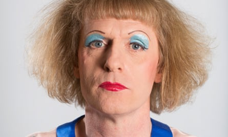 All about identity … Grayson Perry.