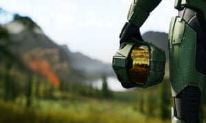 You could play it through the cloud ... Halo Infinite.