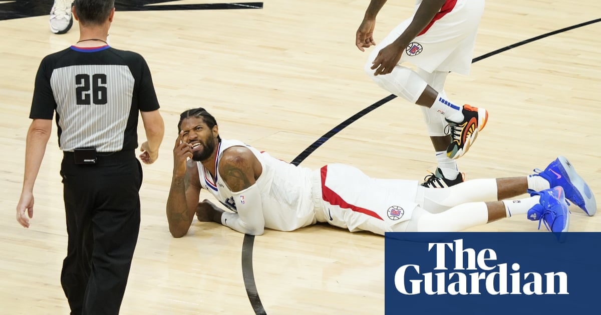 Clippers keep NBA title dream alive with Game 5 Western finals win over Suns