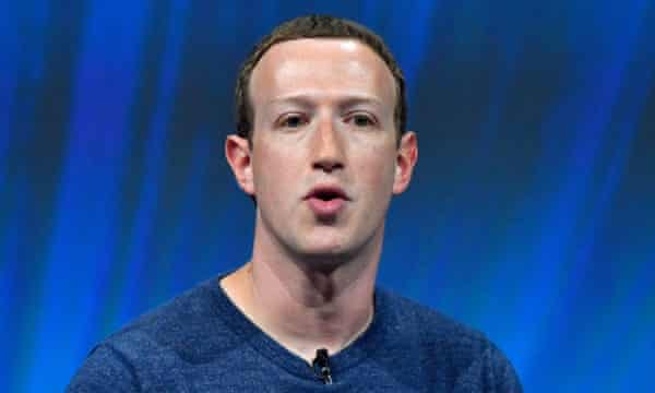 Mark Zuckerberg has said he knew nothing about the PR firm.