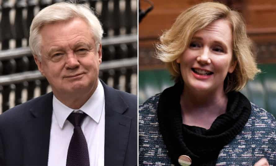 MPs David Davis and Stella Creasy are seeking all-party support for her group's efforts to make the government comply with recent human rights judgments in the UK courts.