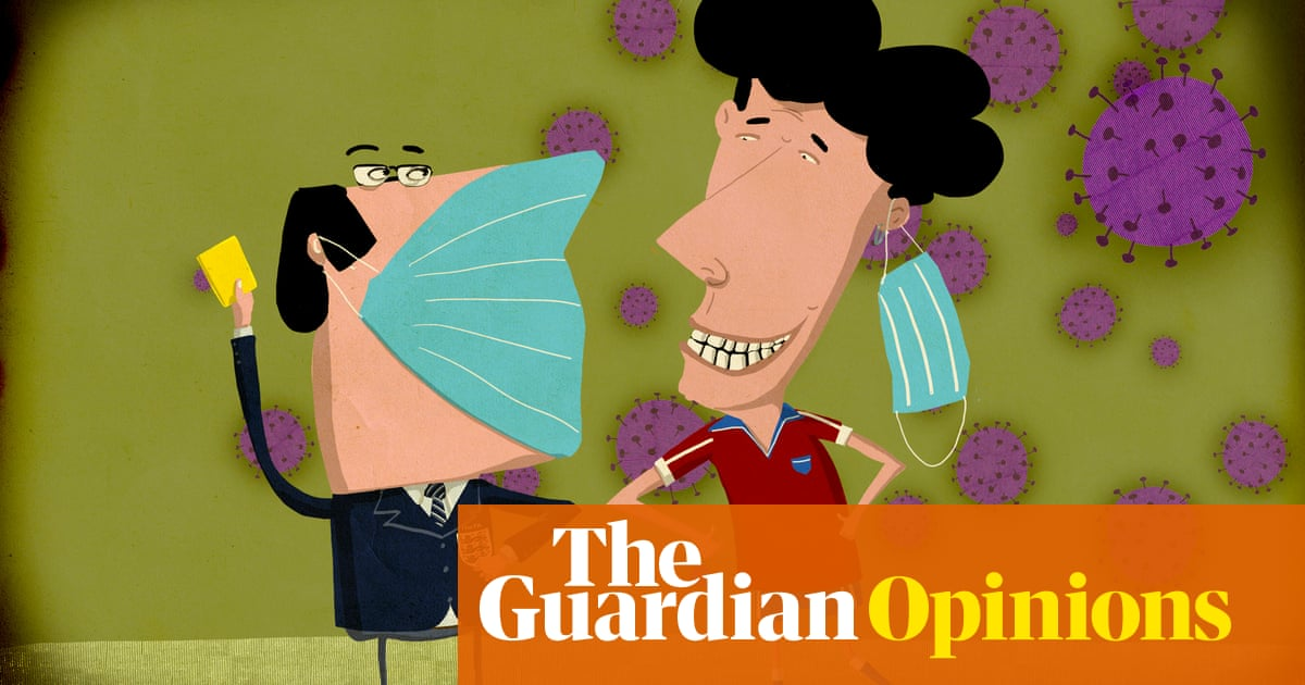 Cool down the outrage and give footballs Covidiots a little empathy   Barney Ronay