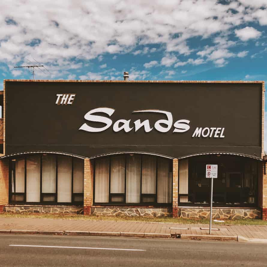 The Sands Motel.