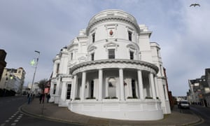 The Tynwald building, housing the parliament of the Isle of Man