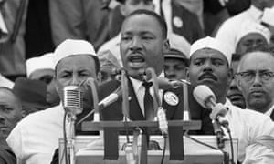 Martin Luther King Jr won the Nobel peace prize in 1964, and the Bible was his personal traveling Bible.