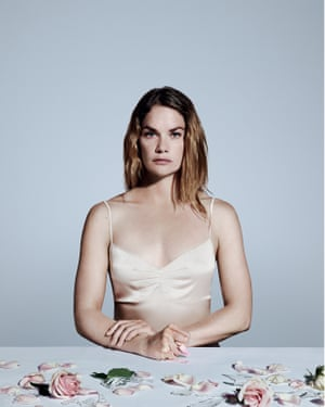 Ruth Wilson, who is playing the title role in Ivo van Hove's new production of Hedda Gabler at the National theatre next month.