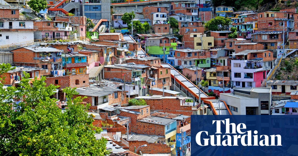 Story of cities #42: Medellín escapes grip of drug lord to