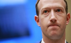 Facebook co-founder, chairman and CEO Mark Zuckerberg testifies before Congress