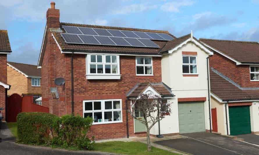 EDF solar panels
