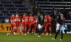 Empty seats have been a regular feature for Chicago Fire this season