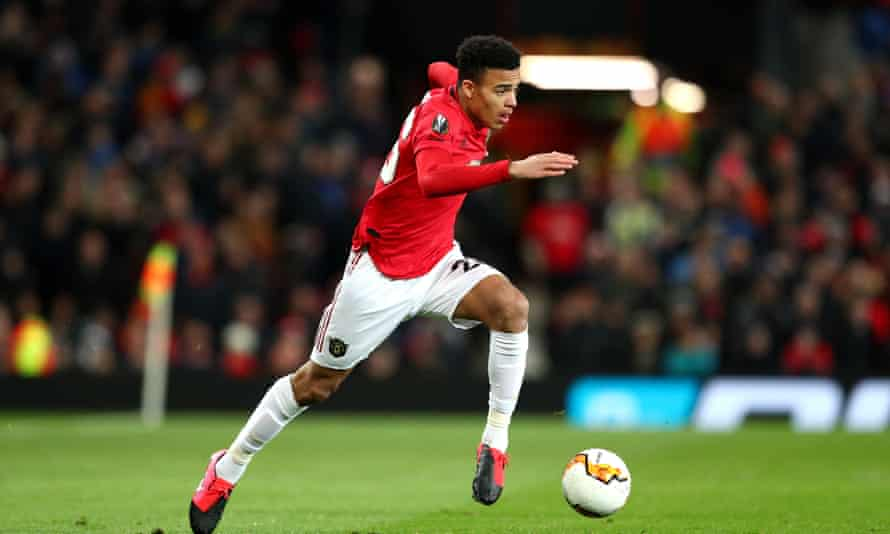 Mason Greenwood has played himself into Manchester United's first-choice XI.