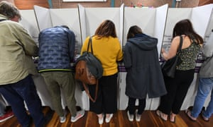 Only 11% of voters had not decided how to vote by polling day in the Australian election 2019, Essential found