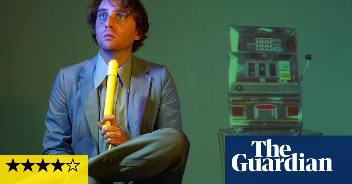 Man Under Table review – microbudget meta comedy makes fun of itself