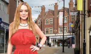 Kettering is hoping that Lindsay Lohan will come to town.