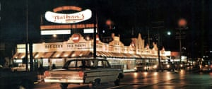 Nathan's second location opened on Long Island in 1955