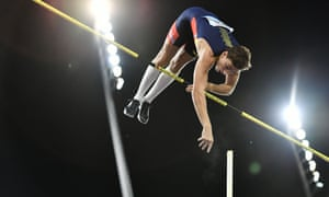 The pole vaulter Mondo Duplantis sails to victory in Zurich in August, but it is new slow motion footage of his 6.05m leap at the 2018 European Championships in Berlin that has attracted 4.5 million views in three weeks on Twitter.