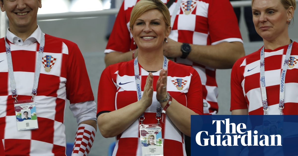 31ec7f8b6 Croatia s World Cup run divides nation where football is never just sport