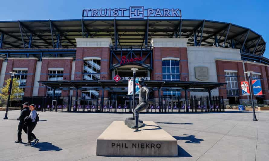Truist Park, in Atlanta, will no longer be the site of the Major League Baseball All-Star Game.
