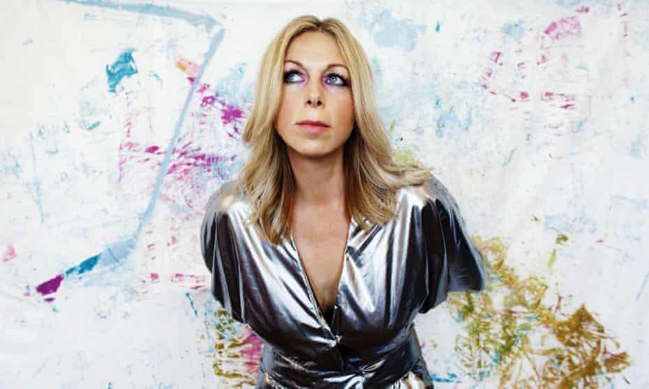 Brighter-hued than recent albums … Jane Weaver.