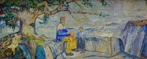 History by Munch, 1911-16