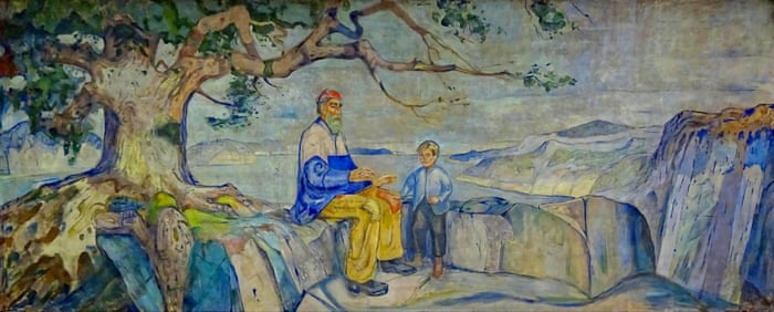 Edvard Munch Scandi Novelists On The Master Of Misery And