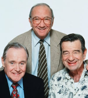 Jack Lemmon, Neil Simon and Walter Matthau