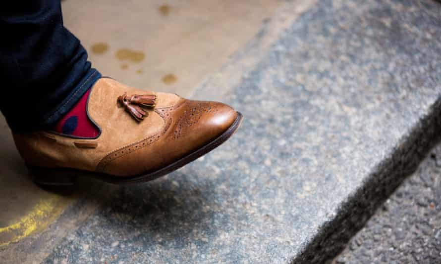 Loafer or brogue