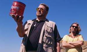 Super bowlers ... John Goodman and Jeff Bridges in The Big Lebowski.