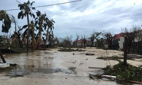 Irma's destruction: island by island
